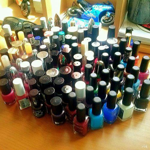 le mie ossessioni. Smalto Manicure! Love ♥