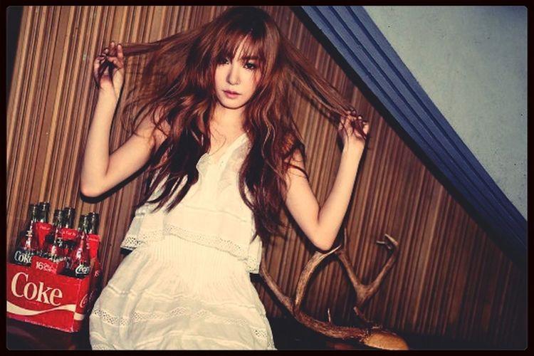 Tiffany ♡ TaeTiSeo SNSD Tiffany Hwang