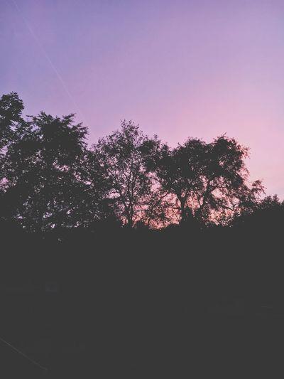 Something about those Pennsylvania skies