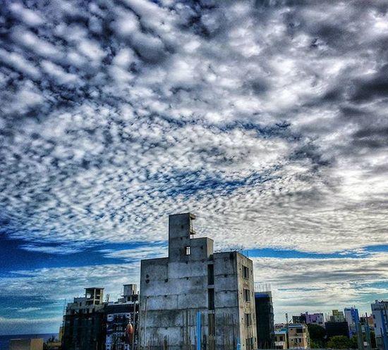 Clouds Sky InstagramMV Malecity Maldives