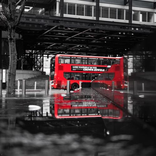 Lose yourself! Visualambassadors Moody Crown Jewels London Bus Airmax1189 Reflection Red City Building Exterior Safety Architecture Built Structure Transportation Street Land Vehicle Mode Of Transportation Outdoors