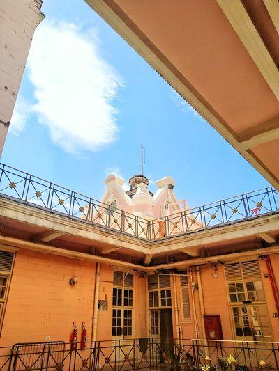Sóis do Pará City Politics And Government Palace King - Royal Person Window Sky Architecture Building Exterior Built Structure Cloud - Sky Historic History Passageway