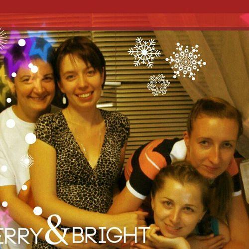 С Рождеством Христовым Ника
