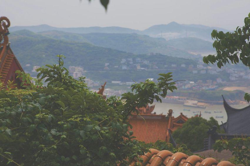 VSCO My City Shengsi Sea And Sky