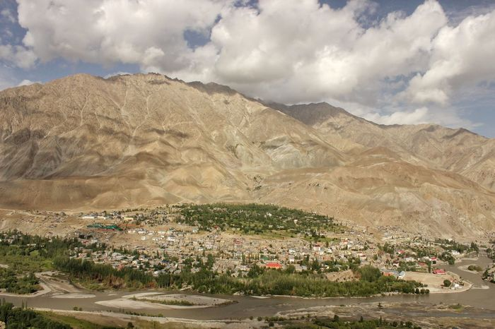 View of Kargil town in Jammu and Kashmir. EyeEmNewHere Kashmir Getty Images Photooftheday Kargil Ladakh Landscape