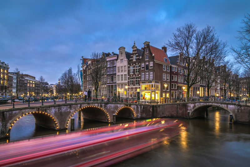 Canals in