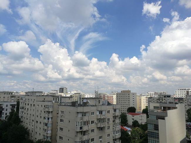 City Cityscape Sky Architecture Building Exterior Cloud - Sky