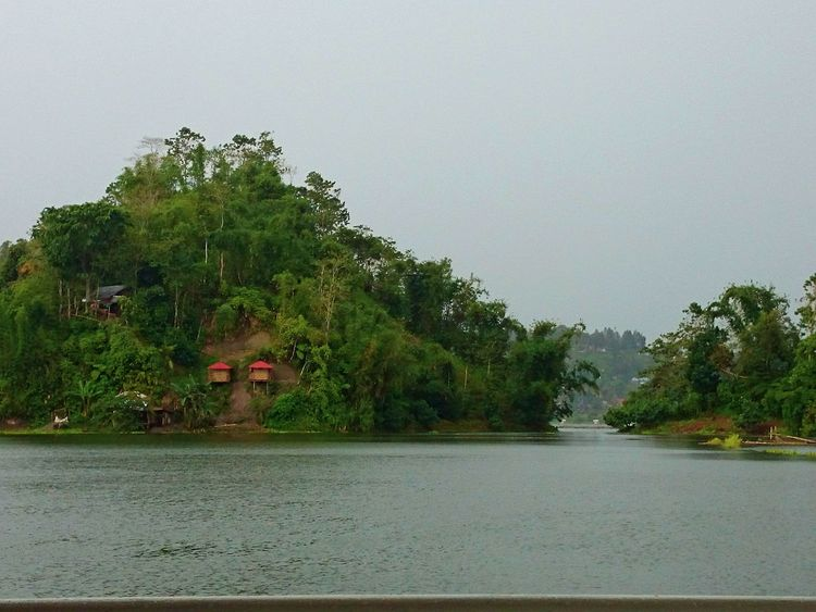 Landscapes With WhiteWall Landscape_Collection Landscape Lake View Lake Body Of Water Mountain Lake Philippines Twin Houses Houses On Mountain Lumad Houses Lumad