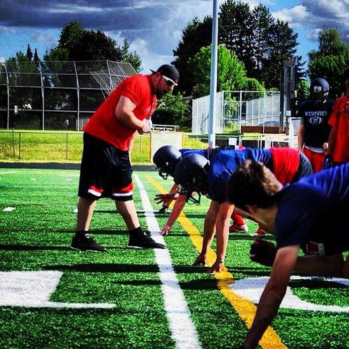Camp Dline Coach Westview