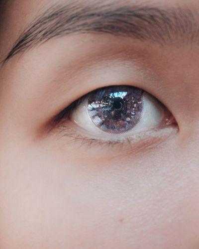 the Gateway to my Fantasy Human Eye Human Body Part Eyesight One Person Close-up Eyelash EyeEm Ready   Sensory Perception Vision Real People Looking At Camera Eyeball Human Skin Portrait Iris - Eye Childhood Eyebrow Day People