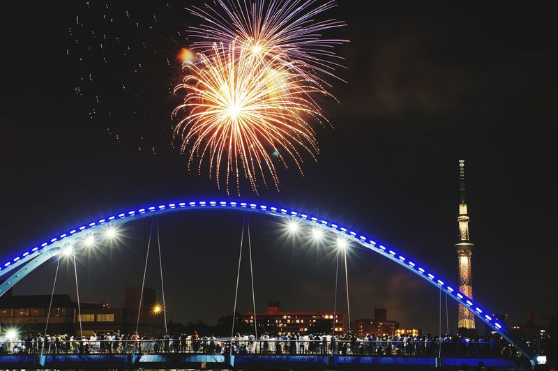 firework Bridge