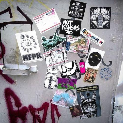 Sticker Stickershit Stickers Slaps  Graffslaps Gats Alleyshavethebestshit Dumpsterswithstickers Denverdumpsters Denverdumpsterdive