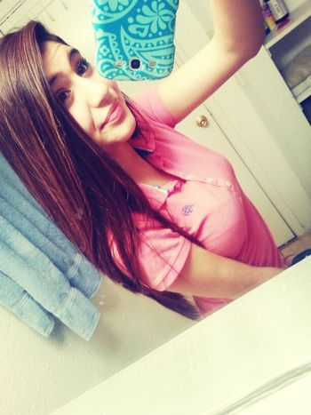 my hair is getting long!