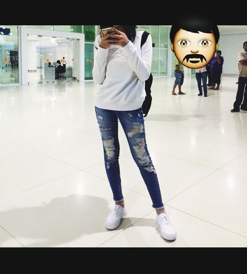 woho!!! fly fly fly Ootdmagazine Ootdindo Airport Flying High Open Edit Starting A Trip Vacation Time Going To An Exotic Place Last-minute Flight JUANDA AIRPORT