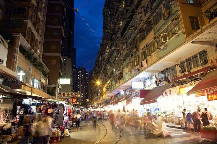 Finding The Next Vivian Maier Night Market