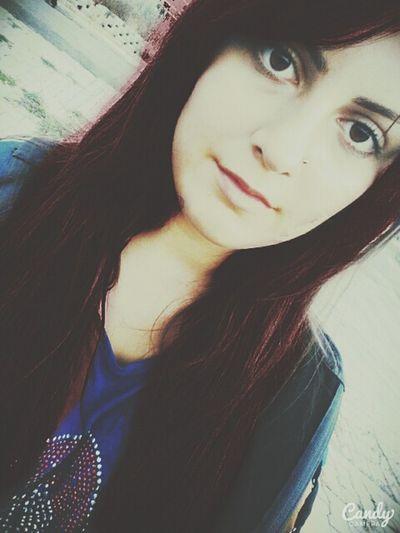 Saçım kırmızı olursa My Hair Red