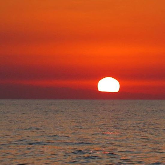 آخرین غروب تابستونی امسال... . . . غروب تابستون آخرین بابلسر خورشید آفتاب دریا Milad_rze 94 Shomalpic