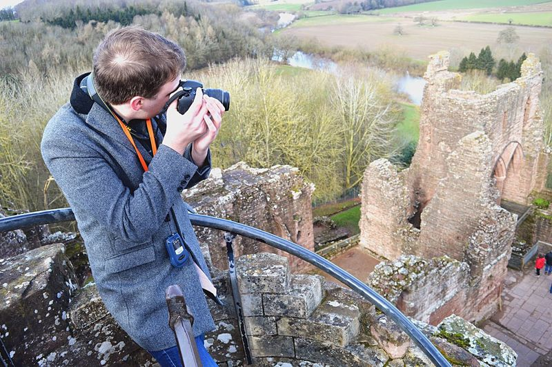 Check This Out Captured Moment GoodrichCastle English Heritage Castle EyeEm Best Shots Taking Photos EyeEm Nature Lover Fueling The Imagination Great Views