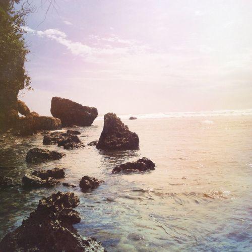 Is beautifull beach
