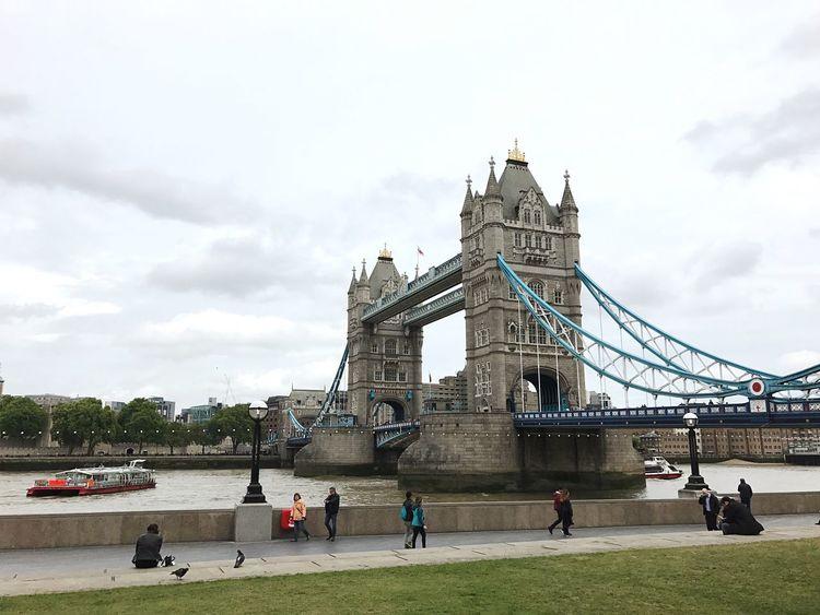 Tower Bridge | Architecture Suspension Bridge River Tower Bridge  London Londres England Puente Puentecolgante Arquitecture Arquitetura