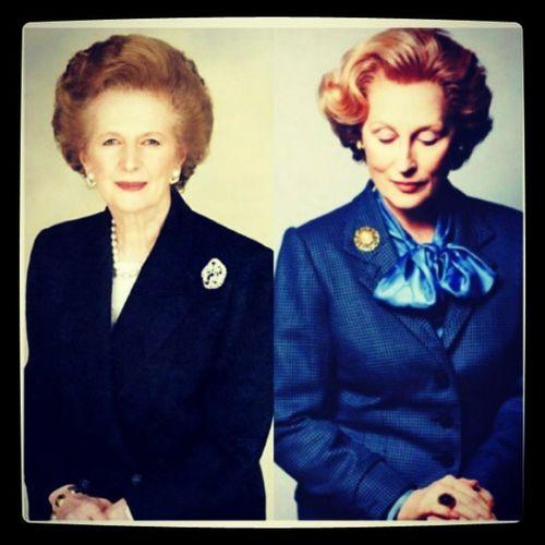RP @merylstreepfreak1 RIP margaret tatcher Britainneedsanironlady