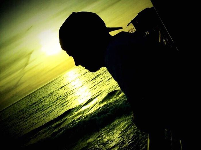 My Husband at Sunset. Choatephotos This Is Queer