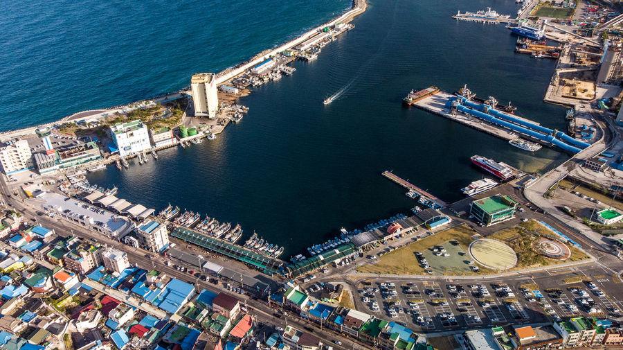 Port of Korea