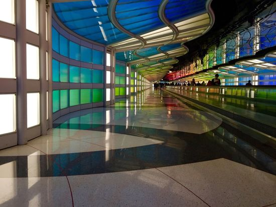 Airport Catching A Flight Travel Photography Travel Learn & Shoot: Leading Lines