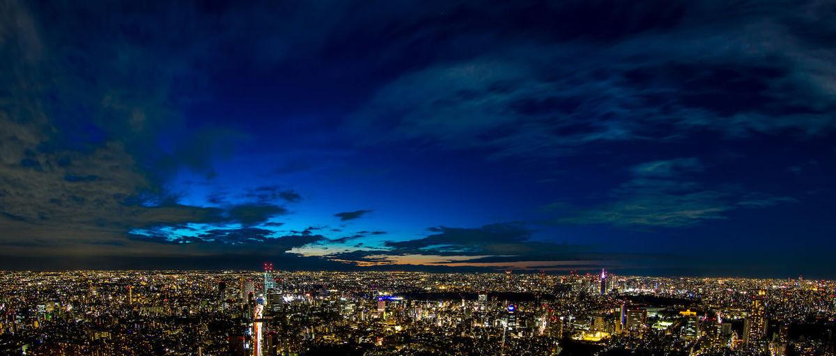 Night Cloud -