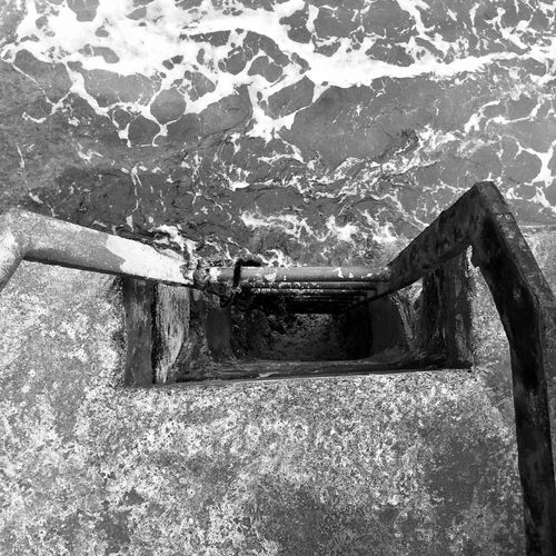 Wildatlanticway Ireland Dingle Sleahead Dunchaoin Pier Ladder Day Outdoors No People Built Structure Architecture Beauty In Nature
