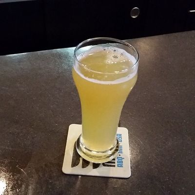 Was out all afternoon Marblebrewery Doublewhite just came back on. MyFave