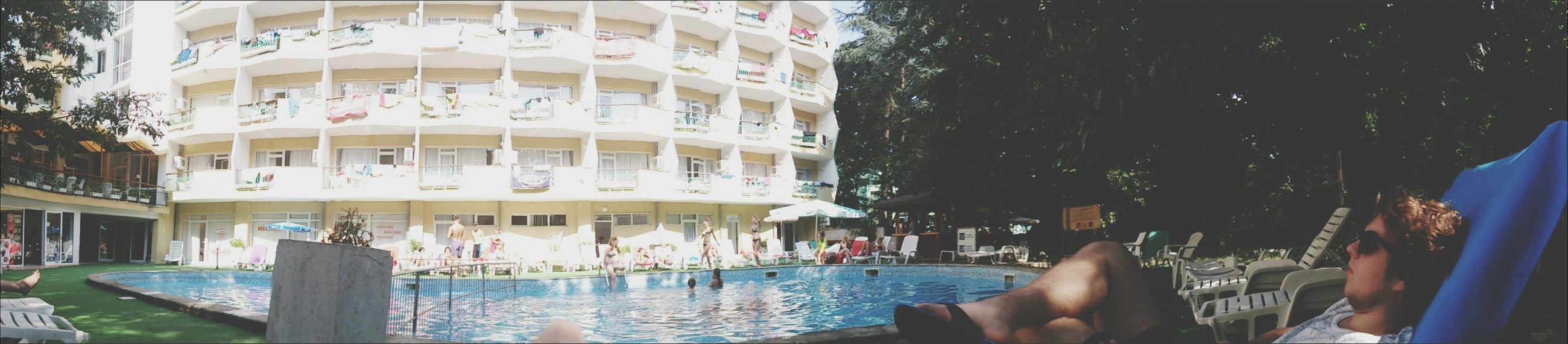 Goldensands Hotel Pool ChillTime