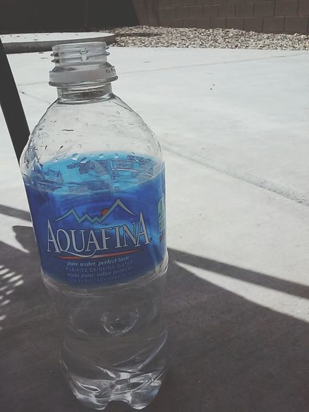 Water Ground Aquafina Chair Thirstquencher Pretty Cool Pic
