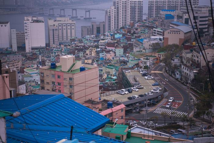 부산산복도로 Architecture Building Exterior Built Structure Outdoors 대한민국 대한민국만세 부산 부산 Busan 부산(Busan) 부산산복 부산산복도로 산복도로