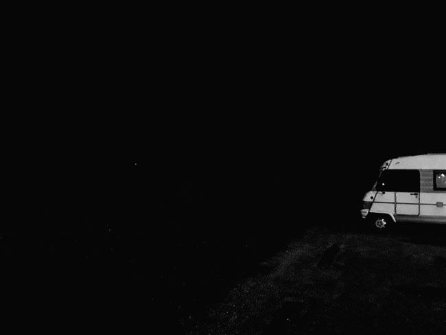 Mobilehome Wohnmobil VWbus Hymer Motorhome Autocaravana Nature Eriba KNAUS Laika Camping Campinglife VW Bus Vwtransporter Black Background Land Vehicle Car Stationary Black Color Van