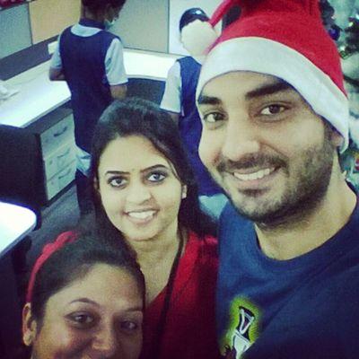 Accenture Secretsanta Christmas Office Fun
