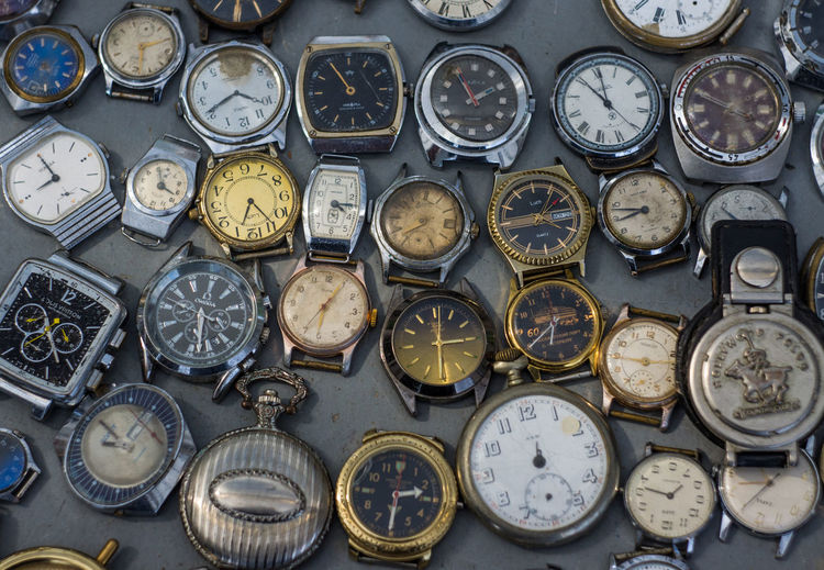 Сheap watches Antique Choice Clock Clock Face Close-up Large Group Of Objects Minute Hand No People Pocket Watch Time