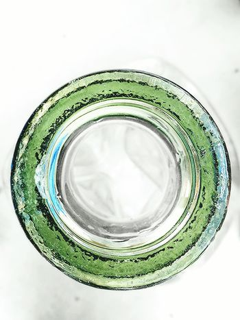 EyeEmNewHere Perpective Bottle Samsung Galaxy Tab 2 Bottleneck Look Down Greyscale Grün Green Blue Blau Glass Melting Colourful