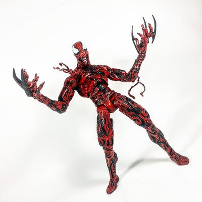 Carnage Cletuskassidy Symbiote Spiderman Marvel Marvellegends Marvelcomics Toys Toyphotography Toypizza Toysarehellasick Toycollector Toycommunity Toycollection Thefigureverse Ata_dreadnoughts ATA_MARVEL Toyslagram Toyunion