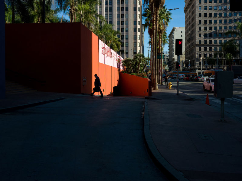Los Angeles, January 2018. 45mm Candle DowntownLA GFX50s KES Canpubphoto Fujigfx Gfx Grownupboy Karl Edwards Kes Pics Landscape Street Street Photography Streetphotographer Streetphotography
