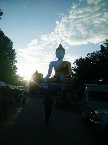 Big monk in thailand^^~