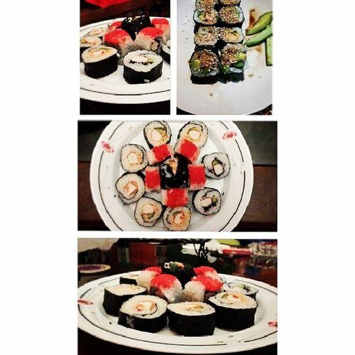 Sushi Sushihomemade Madeit Madeitbymyself