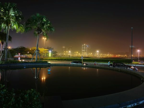 Nighty night Night Illuminated Water No People City Outdoors Architecture Nature Beauty In Nature City Nightlife Taiwan Outdoor Photography City Life Cloud Colour Of Life Out For A Walk Freshness Overnight Success Hello World Splashing Residential Building Office Building Built Structure Tower