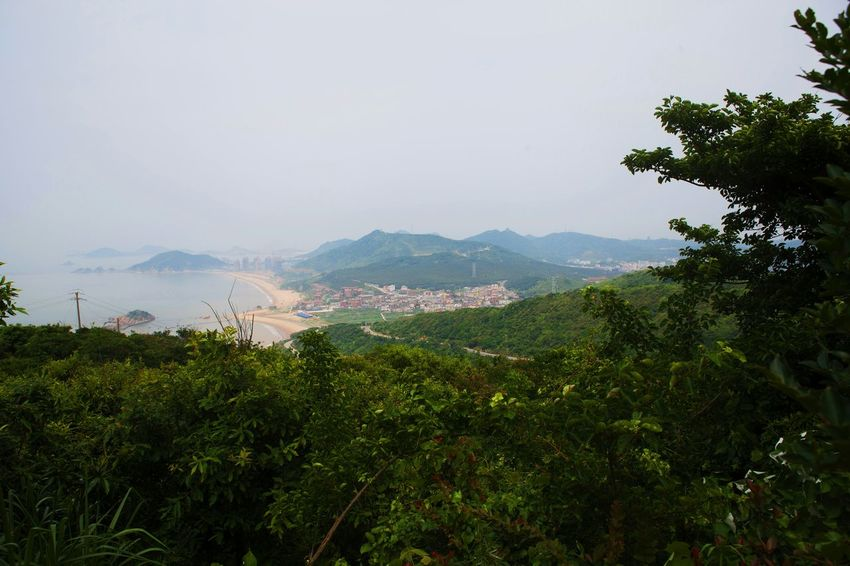 Sea Life Seaside Shengsi Botanical Gardens VSCO My City
