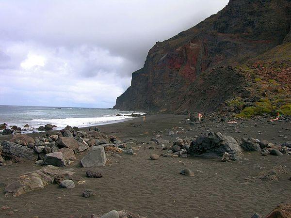 Vallehermoso La Gomera Landscape Landscape_Collection Landscape_photography Sea_collection Canary Islands