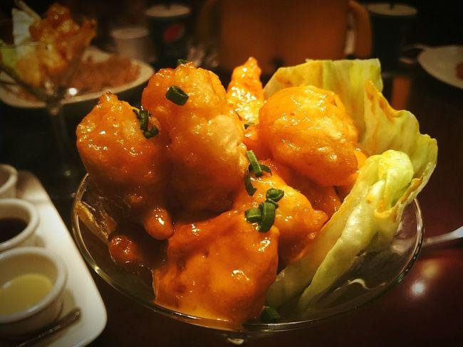SHRIMp Orang Shrimp Spicy Hot Restaurant