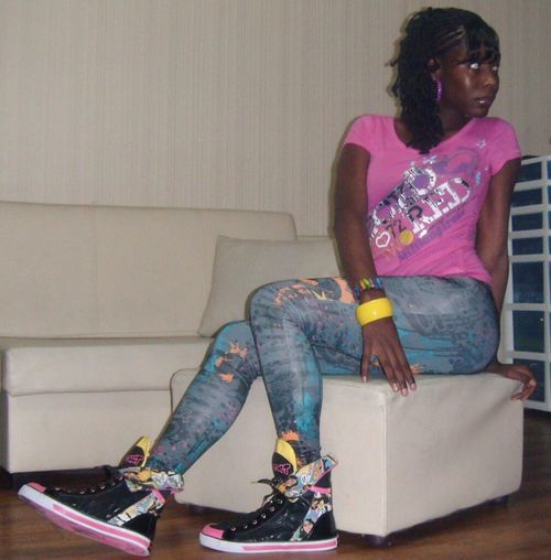 Hanging Out Chilling Colors Colorful Swagg That's Me Team Chocolate