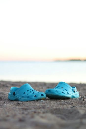 Summerending... Summerending Schoolstart Color Palette Free Summer Vänern Shoes Photoshoot Photo Of The Day Photo Photography Colourfull Blue Sunset Camera Mörudden Sweden Scandinavia Värmland Two Is Better Than One