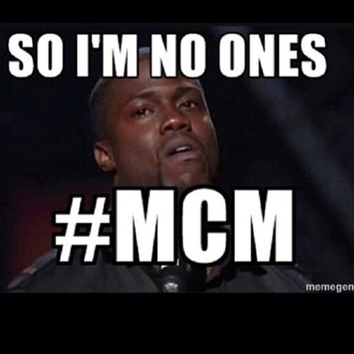 Really now?? MCM Single