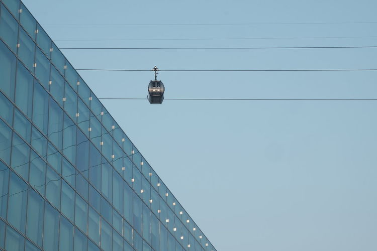 cable car Cable Car, Singapore, Buil Haze Sturcture Through Green Glass, Darkly Travel Travel Photography Widows